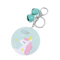 Mirror Keychain (LIGHT BLUE) (OS)