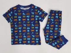 NEXT Boys 2 Pcs Pyjama Set (NAVY) (2 to 10 Years)