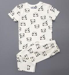 NEXT Boys 2 Pcs Pyjama Set (WHITE) (2 to 10 Years)