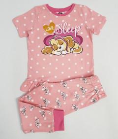 NICKELODEON Girls 2 Pcs Pyjama Set (PINK) (98 to 128 CM)