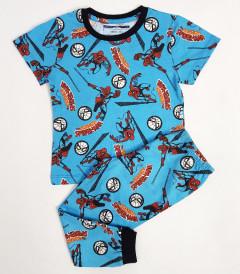 NEXT Boys 2 Pcs Pyjama Set ( BLUE) (2 to 10 Years)