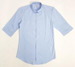 RENUAR Ladies Shirt ( BLUE )  (XS - S - M - L - XL)