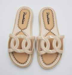Ladies Slippers (CREAM) (37 to 41)