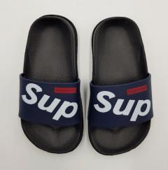 SUPEERED Boys Slippers (BLACK - NAVY) (25 to 30)
