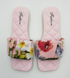 FASHION Ladies Slippers (LIGHT PINK) (36 to 41)