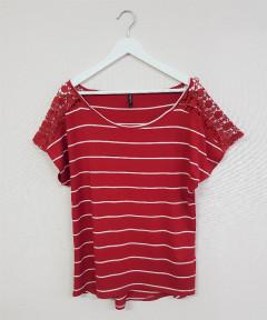 LAURA TORELLI Ladies T-Shirt (RED) (M - L - XL)