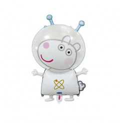 Cartoon Little Pig Pig and friends Birthday Decoration Ballon (AS PHOTO) (OS)