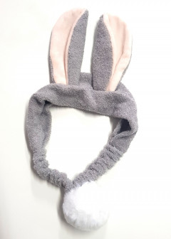 Hair Accessories (GRAY-PINK) (ONE SIZE)
