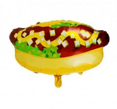 Balloon With Burger Design (AS PHOTO) ( OS )