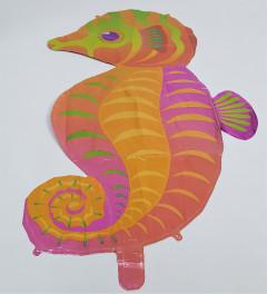 Balloon with sea animals design (AS PHOTO) (OS)