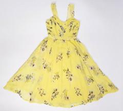 ELIZA Ladies Dress (YELLOW) (XS - S - M - L - XL - 2XL)