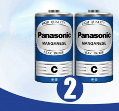 PANASONIC BATTERY CR14UTCR14UT/2S (2 PCS)