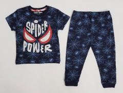 NEXT Boys 2 Pcs Pyjama Set (NAVY - BLUE) (2 to 8 Years)