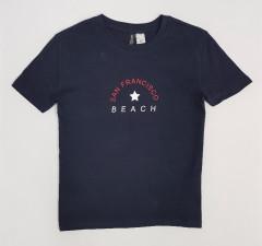 DIVIDED Mens T-Shirt (NAVY) (XS - S - M - L)