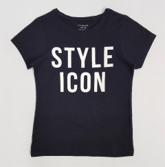 PRIMARK Boys T-Shirt (BLACK) (9 to 15 Years)