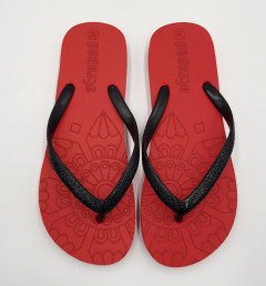 AEROPAD Ladies Slippers ( RED ) (36 to 41)