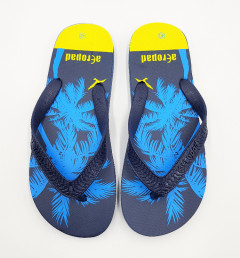 AEROPAD Mens Slippers (NAVY - BLUE) (40 to 45)