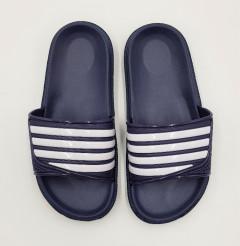 SPORT Girls Slippers (NAVY - WHITE) (30 to 34)