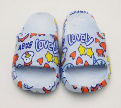 LOVELY Girls Slippers (LIGHT BLUE) (26 to 30)