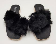 Ladies Slippers (BLACK) (37 to 41)