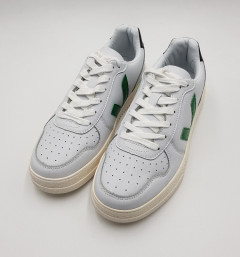 Mens Shoes (WHITE - GREEN) ( 40 to 45)