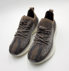 Mens Shoes (BROWN - WHITE) ( 40 to 45)