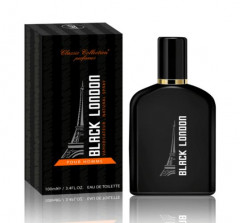 Classic Collection Perfum Black London For Mens (GM) (100ML)