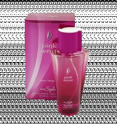 INSTYLE Pink Sense Pour Femme Eau De Parfum Natural Spray 100 ML (GM)