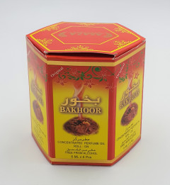 Arabic Pure Bakhoor Perfum By Abid (GM) (6ML x 6 pcs)