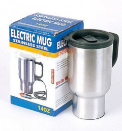 Electric Mug Stainless Steels (AS PHOTO) (Os) (GM)