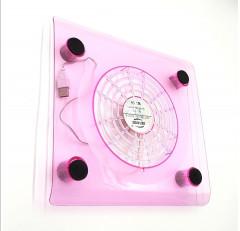 USB Cooling Big Fan LED Light Cooler Pad For Laptop PC Notebook