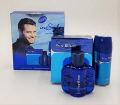 INSTYLE Icy Blue  Eau de Toilette 100 ml For Men