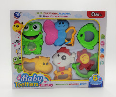 Baby Teethers Gift Set (AS PHOTO) (Os) (GM)
