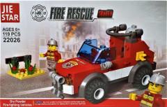 Fire Rescue 3IN1 (RED) (GM)