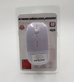 Mouse Wireless 4D with USB Receiver