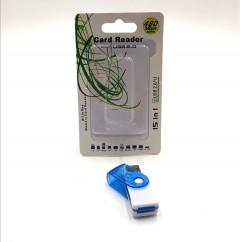 Card Reader Built-in USB 2.0