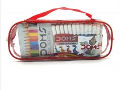 12 Pcs Water Colour Pens Set