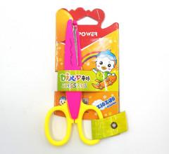 Decorative Wave laciness Edge Scissors DIY for Scrapbook Handmade Kids Artwork Card Safe(GM)