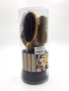 3 Pcs Hair Brush Set