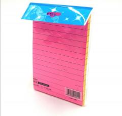 Sticky note paper A5 (stick note)