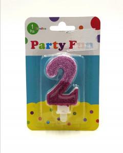 1 Pcs Party Candles