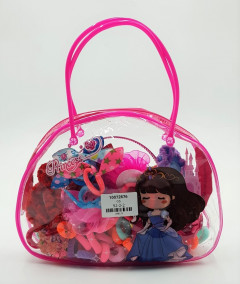 Princess Bag With Hir Accessories