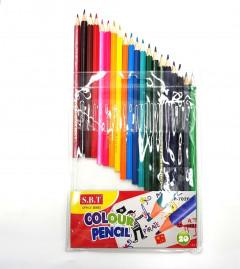 20 Colour Pencils