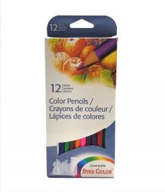 12 Pcs Colored Pencil