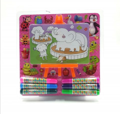 painting canvas set for kids