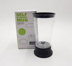 Automatic Self Stirring Mug Coffee Mixing Mug Plastic Thermal Cup Electrical