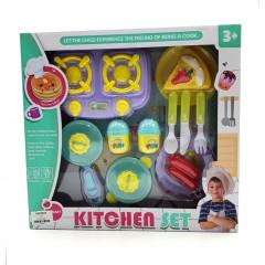 Kitchen Children Play Set for Kids