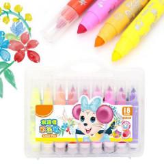 18 Color Marker Art Drawing Set