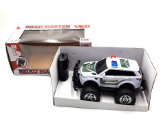 Road Master Remote Control toy  Police Car