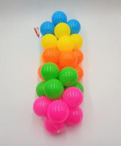 Plastic Mini Play Balls